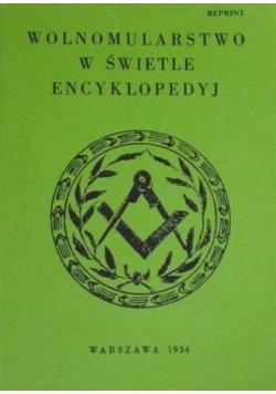 Wolnomularstwo w świetle encyklopedyj Reprint z 1934 r.