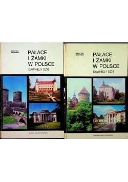 Pałace i zamki w Polsce 2 tomy