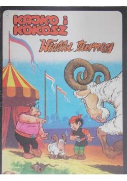 Kajko i Kokosz Wielki turniej