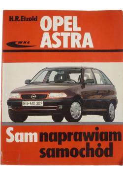Opel Astra  Sam naprawiam samochód