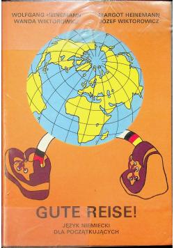 Gute Reise język niemiecki dla początkujących