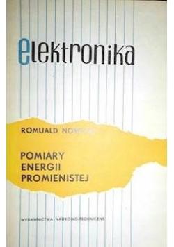 Elektronika pomiary energii promiejskiej