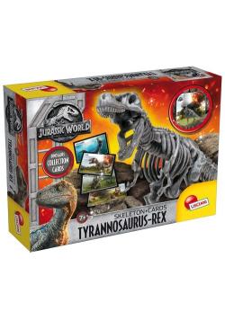 Jurassic World Tyrannosaurus Rex + karty NOWA