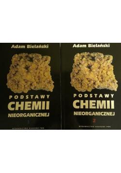 Podstawy chemii nieorganicznej Tom 1 i 2