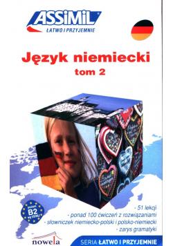 Język niemiecki łatwo i przyjemnie Tom 2