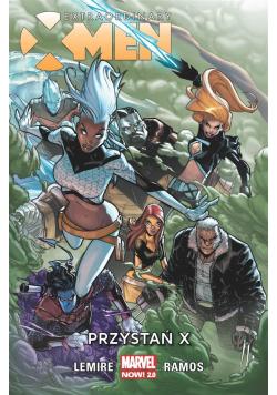 Extraordinary X-Men T.1 Przystań X