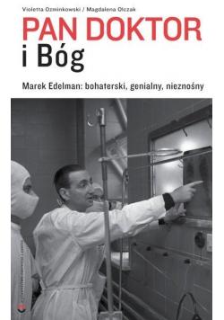 Pan doktor i Bóg Autograf Ozminkowski Olczak