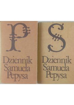 Dziennik Samuela Pepysa Tom I i II