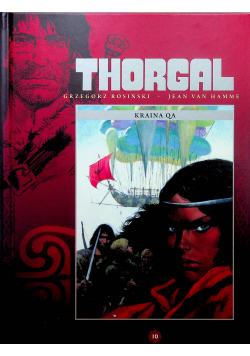 Thorgal Kraina Qa Tom 10