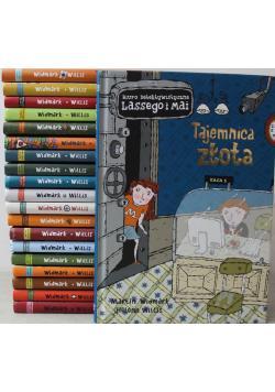 Biuro detektywistyczne Lassego i Mai  Zestaw 20 książek
