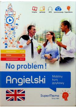 Angielski No problem Mobilny kurs językowy pakiet poziom podstawowy A1 - A2