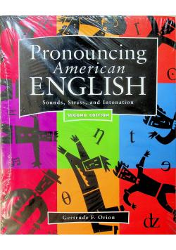 Pronouncing American English 2 część NOWE