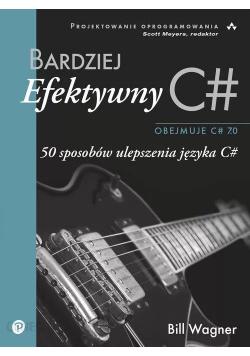 Bardziej efektywny C #