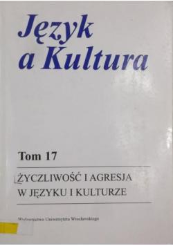 Język a Kultura tom 17