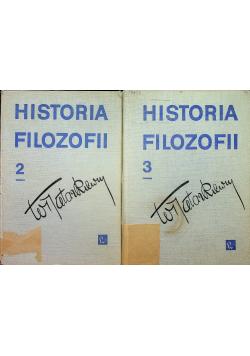 Historia filozofii część 2 i 3