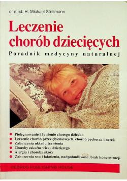 Leczenie chorób dziecięcych