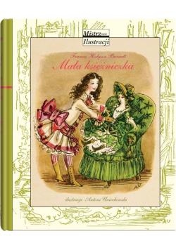 Mistrzowie ilustracji  Mała księżniczka