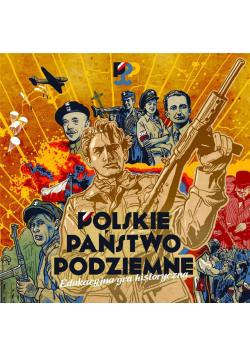 Gra edukacyjna - Polskie Państwo Podziemne