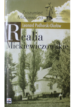 Realia Mickiewiczowskie