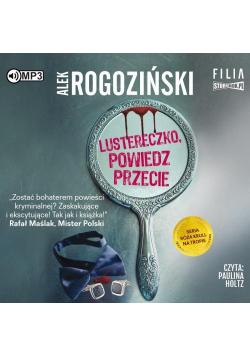 Róża Krull na tropie T.2 Lustereczko powiedz... CD