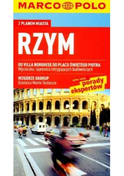 Przewodnik Marco Polo - Rzym PASCAL