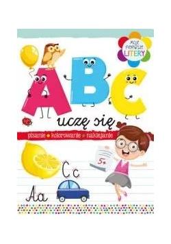 ABC uczę się! Moje pierwsze litery