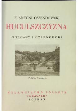 Cuda polski Huculszczyzna