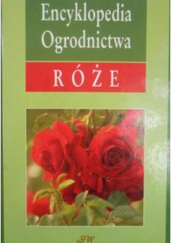 Encyklopedia ogrodnictwa Róże