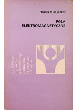 Pola elektromagnetyczne