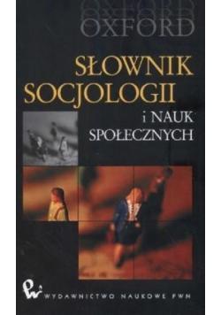 Słownik socjologii i nauk społecznych