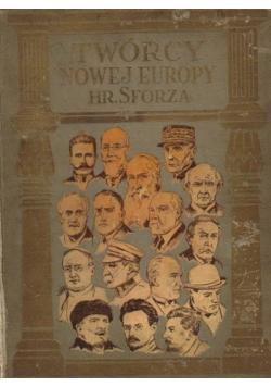 Twórcy Nowej Europy 1932r