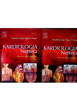 Kardiologia Nettera Tom I i II