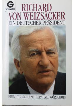 Richard von Weizsacker ein deutscher prasident