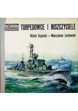 Torpedowece i niszczyciele