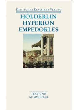 Hyperion  Empedokles