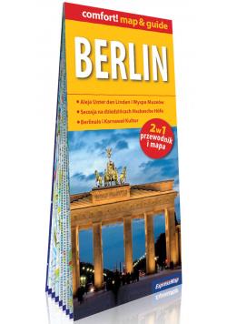 Berlin 2w1 przewodnik i mapa