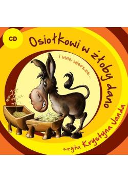 Osiołkowi w żłoby dano i inne wiersze płyta CD Nowa