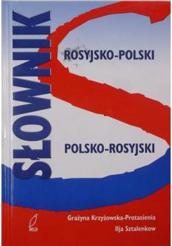 Słownik rosyjsko  polski  polsko   rosyjski