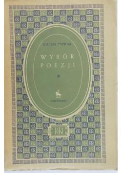 Wybór poezji 1949 r.
