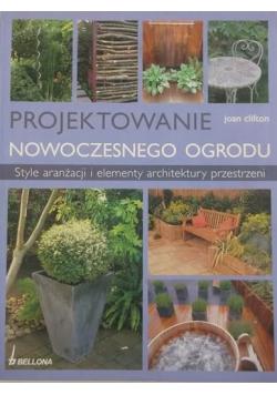 Projektowanie nowoczesnego ogrodu