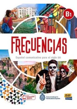 Frecuencias B1 podręcznik + online