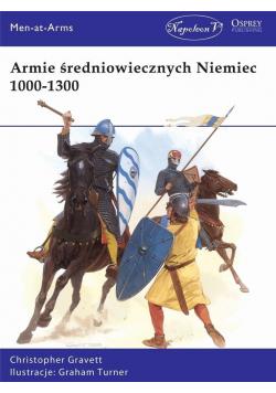 Armie średniowiecznych Niemiec 1000 1300