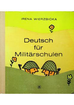 Deutsch fur Militarschulen