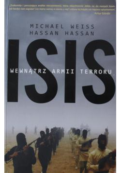 ISIS Wewnątrz armii terroru