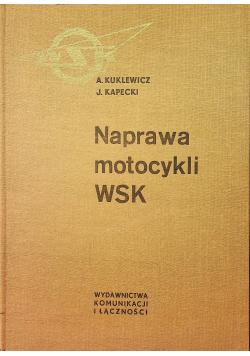 Naprawa motocykli WSK