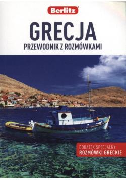 Przewodnik z rozmówkami Grecja