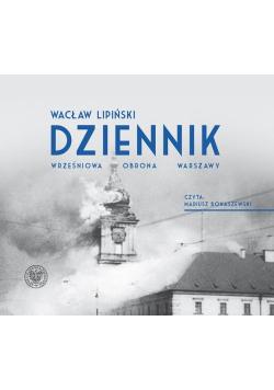 Dziennik Wrześniowa obrona Warszawy