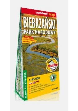 Comfort!map Biebrzański Park Narodowy 1:85 000