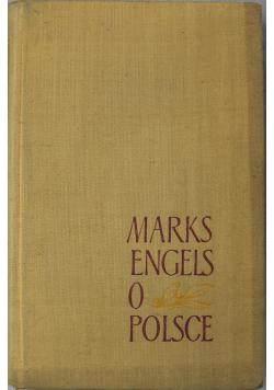 Marks Engels O polsce