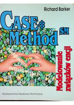 Case Method sm Modelowanie związków encji